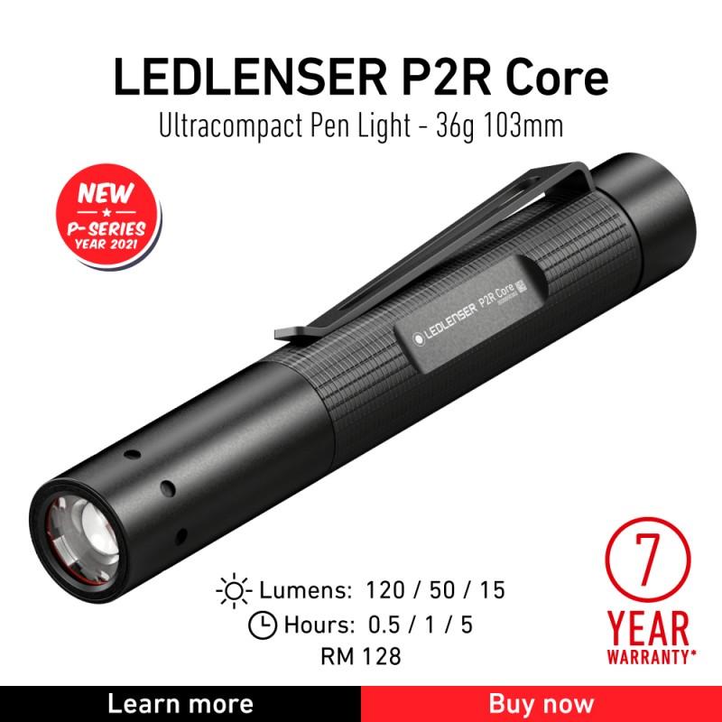 Led Lenser P2R Coree